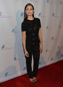 Emmy Rossum - 37th Annual Saban Community Clinic Gala in Beverly Hills 11/25/13