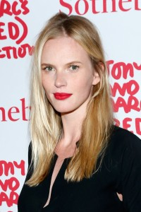Anne Vyalitsyna Jony And Marcs RED Auction 1