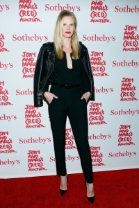 Anne Vyalitsyna Jony And Marcs RED Auction 6