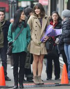 042473291813872 [Low Quality] Katharine McPhee   on the set of In My Dreams in Vancouver 11/28/13 high resolution candids