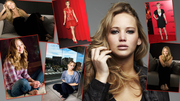 Jennifer Lawrence - Collage - Wallpaper - Wide - x 1