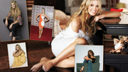 Delta Goodrem - Collage - Wallaper - Wide - x 1