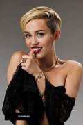 Miley Cyrus - Saturday Night Live Photoshoot