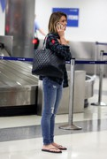 Audrina Patridge - at LAX Airport 12/2/13