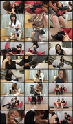 NFDM 153 Boots Femdom foot fetish asian femdom