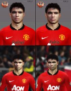 pes 2014 Facepack International vol.1 By E.G