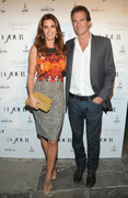 Cindy Crawford - DuJour Magazine event in Miami Beach 12/4/13