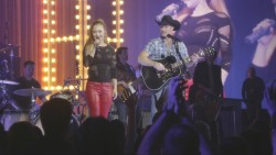 "Hayden Panettiere Wearing Tight Red Leather Pants in Nashville S2 E9 ""I'm Tired of Pretending"""