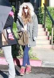 Megan Fox - Out in LA 12/7/13