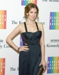 Anna Kendrick - 36th Kennedy Center Honors Gala Dinner in Washington 12/7/13