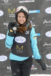 Amy Acker - Deer Valley Celebrity Skifest in Park City 12/7/13