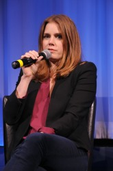 Amy Adams - AMPAS Official Academy Members screening of American Hustle in NY 12/7/13
