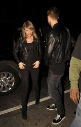 Taylor Swift - on a date night with Calvin Harris in West Hollywood 03/02/15
