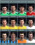 PES 2013 Graphic Patches Update 05 April 15