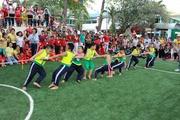 Hội thao ngành học Mầm non thành phố Biên Hòa 2015