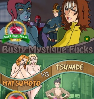 Mystique sex game