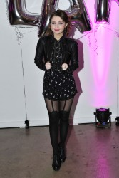 Sammi Hanratty - POPULAR Launch Party Sponsored by Wildfox at Siren Lab Studios in Los Angeles - April 7,2015