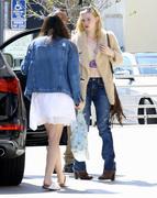 Elle Fanning - Out in Studio City 4/11/15