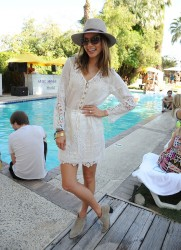 Jamie Chung - The Music Lounge, Presented By Mudd & Op in Palm Springs 4/12/15