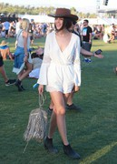 Eiza Gonzalez - 2015 Coachella Music Festival Weekend One/Day Three 4/12/15