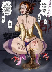 HCG - Reijyuu Onnakyoushi | Slave Lady Teacher. Author - Mani Mania