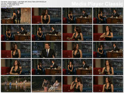 Salma Hayek ~ Late Night with Jimmy Fallon 6/22/10 (Re-up) *Cleavage Warning*
