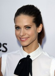 Lyndsy Fonseca at the premiere of 'Adult Beginners' x5