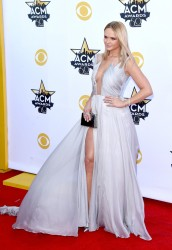 Miranda Lambert - 50th Academy Of Country Music Awards in Arlington, Texas 4/19/15