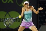 Maria Sharapova Miami WTA 2015 x2