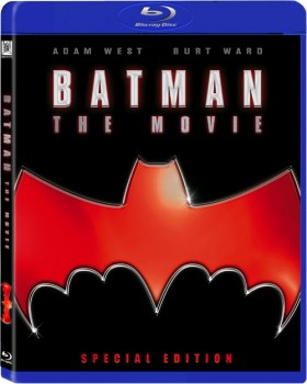 Batman (1966) Full Blu-Ray 43Gb AVC ITA SPA DTS 5.1 ENG DTS-HD MA 5.1