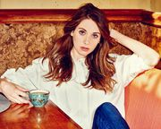 Alison Brie - Eric Ray Davidson Photoshoot for BlackBook Magazine Spring 2015
