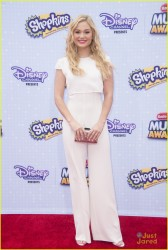 Olivia Holt - Radio Disney Music Awards 4/25/15