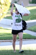 Kaley Cuoco - leaving yoga class in LA April 27-2015 x54