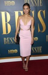 Jamie Chung - 'Bessie' Screening in NYC 4/29/15
