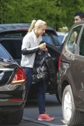 Sabine Lisicki seen at hotel Ritz Carlton April 29-2015 x16