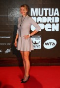 Petra Kvitova Players Party Mutua Madrid Open May 3-2015 x3