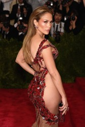 Jennifer Lopez - 2015 Met Gala in NYC 5/4/15