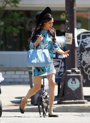 Famke Janssen | Walking the Dog in NY | May 7 | 39 pics