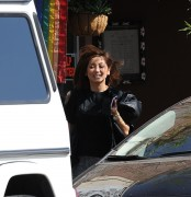 Brenda Song -Out & About Candids in LA + out in LA (5/11/2015)