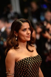 "Salma Hayek - ""Il Racconto Dei Racconti"" Premiere during The 68th Annual Cannes Film Festival 5/14/15"
