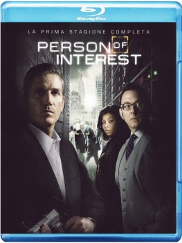 Person of Interest - Stagione 1 (2012) [4-Blu-Ray] Full Blu-Ray 150Gb AVC ITA DD 2.0 ENG DTS-HD MA 5.1 MULTI