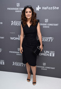 Salma Hayek - Variety and UN Women's Panel Discussion on Gender Equality in Cannes 5/16/15