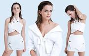 Emma Watson, Jennifer Lawrence, Natalie Portman, Olivia Wilde, Rachel McAdams, Sophie Turner (Wallpaper) 6x
