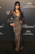 Michelle Rodriguez - Soiree Chopard 'Gold Party' At 68th Annual Cannes Film Festival (5/18/15)