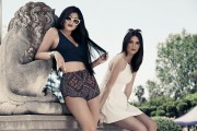 Kendall & Kylie Jenner - Pacsun Summer 2015 Promos