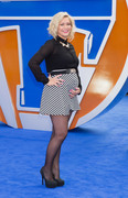 Suzanne Shaw - Premiere, Tomorrowland, London, 17-May-15