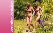 Jennifer Aniston : 'Bikini' Wallpapers x 2