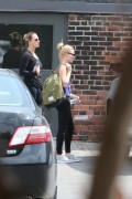 Margot Robbie - Going to the gym in Toronto 5/24/15