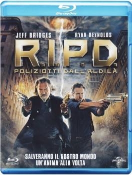 R.I.P.D. - Poliziotti dall'aldilà (2013) Full Blu-Ray 39Gb AVC ITA DTS 5.1 ENG DTS-HD MA 5.1 MULTI
