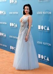 Dita Von Teese - 2015 MOCA Gala in LA 5/30/15